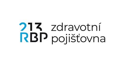 RBP zdravotní pojišťovna logo